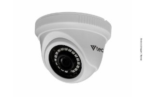 CÂMERA TECVOZ DOME FLEX HD 4X1 DM128P (1.0MP | 720P | 2.8MM | PLAST)