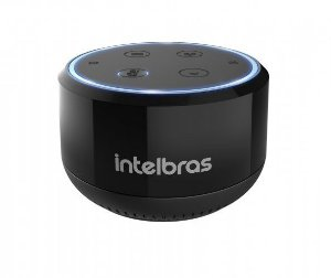 Alto Falante Inteligente Izy Speak Mini Intelbras (Alexa)
