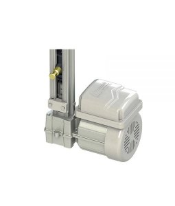 Kit Motor de Portão Peccinin Basculante Gatter 110v Agile S SB1000 V2