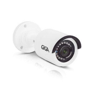 Câmera Giga GS0018 Bullet Open HD Orion IR 20M UTC DWDR (1.0MP | 720p | 2.6mm | Plast)