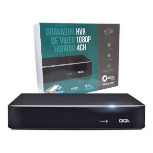 HVR Giga GS0180 4 Canais Orion Open HD Full HD 1080P