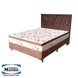 Conjunto Box Madri - Queen 1,58 X 1,98m