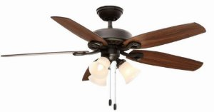 Ventilador de Teto 220 V Bronze Builder Plus Hunter