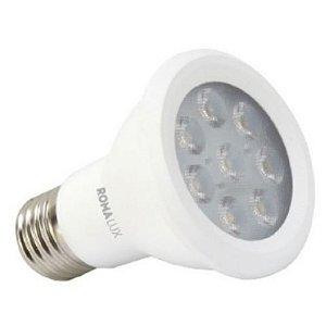 Lâmpada LED Par 20 6W 2700K Branco Quente E27 Bivolt