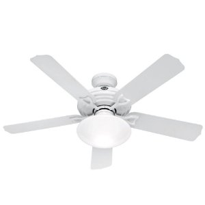 Ventilador de Teto 127 V Branco Beaufort Hunter