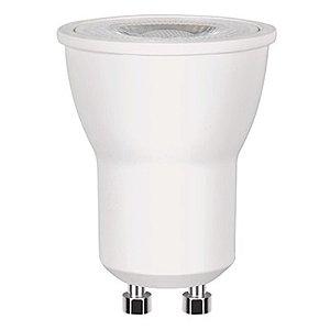 Lâmpada LED Mini Dicroica 3W 2700K Luz Quente Bivolt Stella