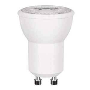 Lâmpada LED Mini Dicroica Dimerizável 4W 2700K Branco Quente Bivolt Stella