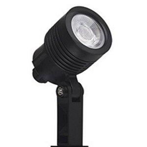 Espeto para Jardim Clean LED IP65 6W Luz Verde