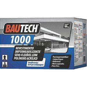 Bautech 1000 Cimentício 18kg