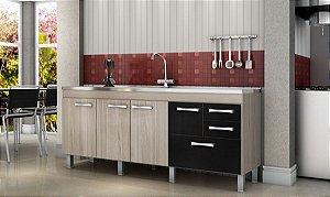 Gabinete de cozinha Classic