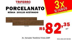 Porcelanato Régua  20x120
