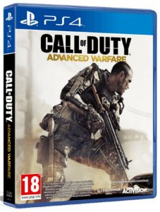 Call Of Duty Advanced Warfare Semi Novo - ps4