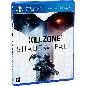 killzone Shadow Fall Semi Novo - ps4