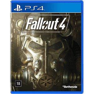 Fallout 4 Semi Novo - ps4