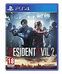 Resident Evil 2-  ps4