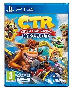 Crash Team Racing - Ps4