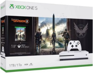 Xbox One S 1Tb C/ The Division 2