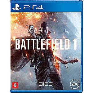 Battlefield 1 Semi Novo  - Ps4