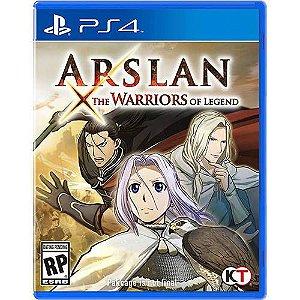 Arslan Semi Novo - Ps4