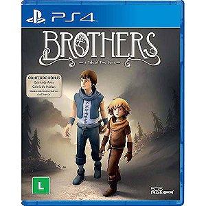 Brothers Semi Novo - Ps4