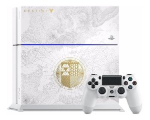 Playstation 4 Fat Destiny Edition 500Gb - Semi Novo