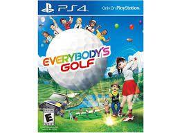 EverBody's Golf Semi Novo - Ps4