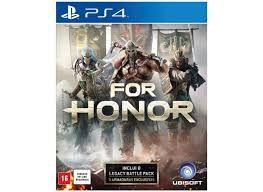 For Honor Semi Novo - Ps4