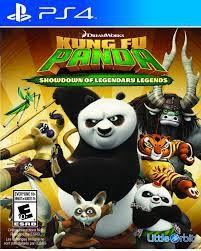 Kung Fu Panda Semi Novo - Ps4