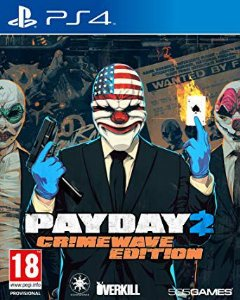 Pay Day Semi Novo - Ps4
