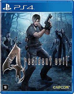 Resident Evil 4 Semi Novo - Ps4