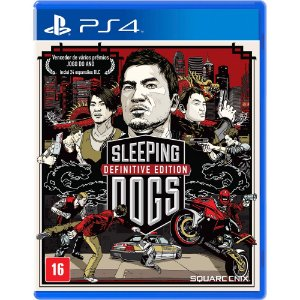 Sleeping dogs Semi Novo - Ps4