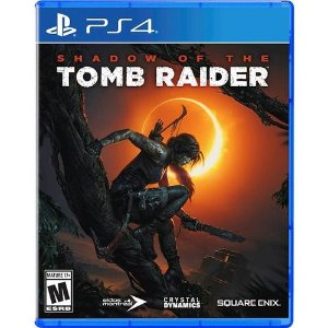 Tomb Raider - Ps4