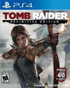 Tomb Raider Semi Novo - Ps4