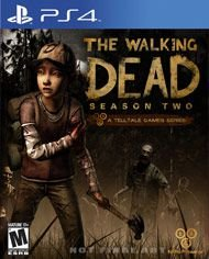 The Walking Dead Season Two Semi Novo - Ps4