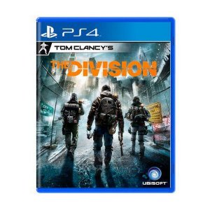 The Division Semi Novo - Ps4