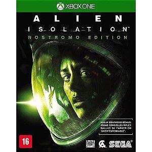 Allien Isolation Semi Novo - Xbox One