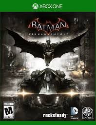 Batman arkham Knight Semi Novo - Xbox One