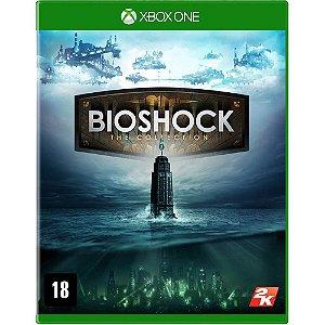 Bioshock Semi Novo - Xbox One