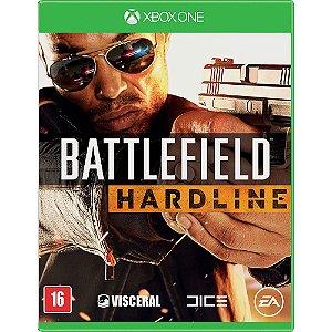 Battlefield Hardline Semi Novo - Xbox One