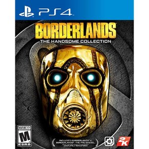 Borderlands Semi Novo - Xbox One