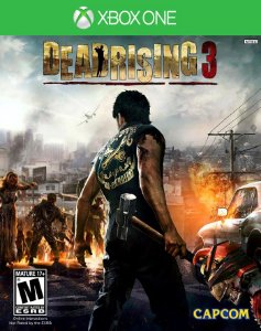 Dead Rising 3 Semi Novo - Xbox One