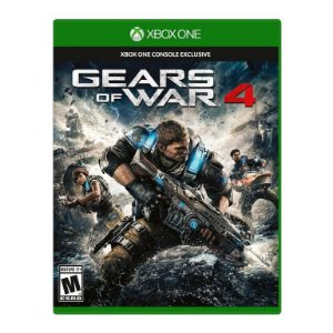 Gear of War 4 - xbox one