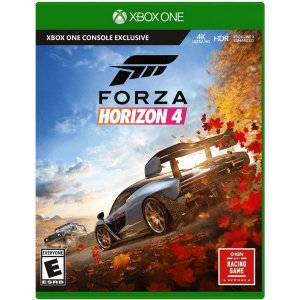Forza Horizon 4 Semi Novo - xbox one