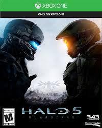 Halo 5 Semi Novo - xbox