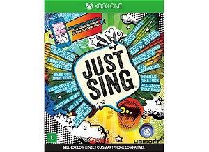 Just Sing Semi Novo - xbox