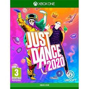 Just Dance 2020 Semi Novo - xbox