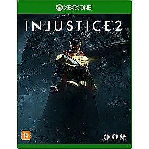 Injustice 2 Semi Novo - xbox