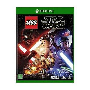 Star Wars O despertar da Força Semi Novo - xbox
