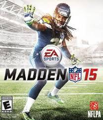 Madden 15 Semi Novo  - Xbox One