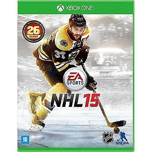 NHL 15 Semi Novo - Xbox One